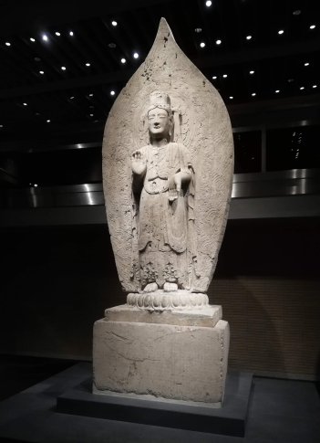 Standing Bodhisattva China, Northern Qi dynasty